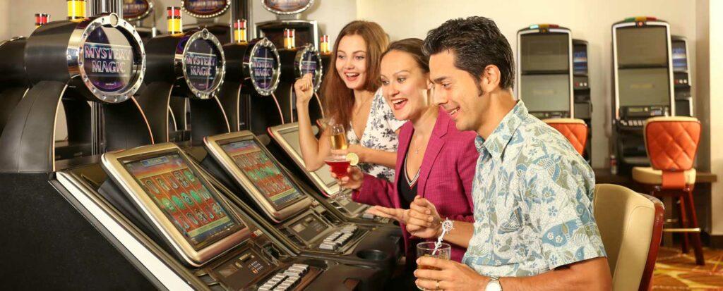 CASINO CARNIVAL GAMES