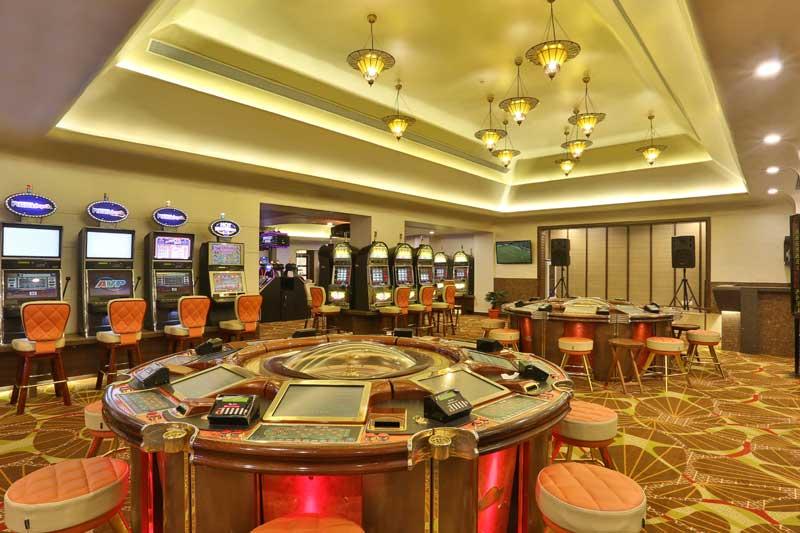 Casino Carnival Inside
