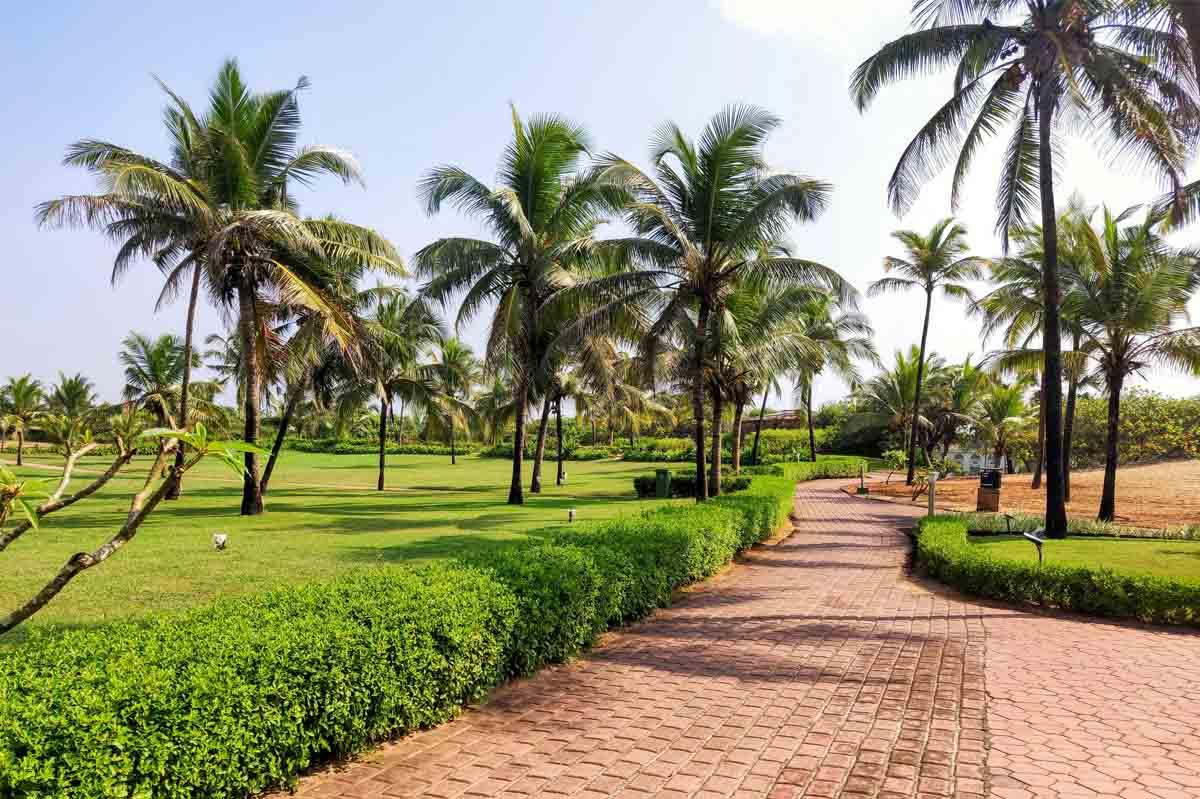 Zuri Goa Landscape