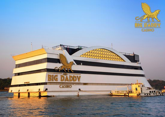 big daddy Casino Boat