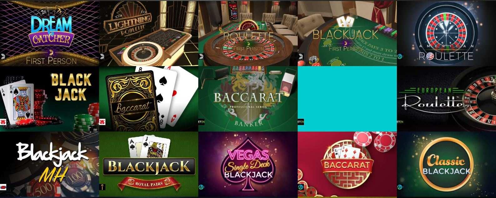 Casino Cruise Live