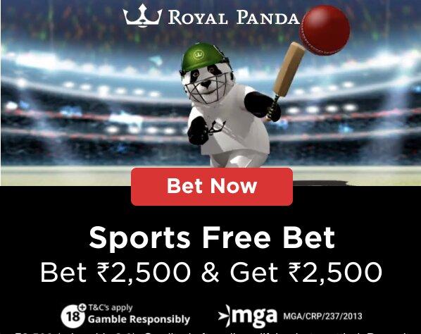 Royal Panda Sports WO