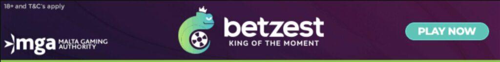 Betzest Welcome Bonus